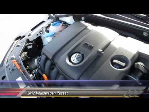 2012 Volkswagen Passat Live  Garden Grove CA 17189