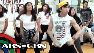 'Tara, Grets' nakisayaw sa G-Force dance workshop