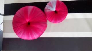 [DIY n°2]: Pompons en tulle