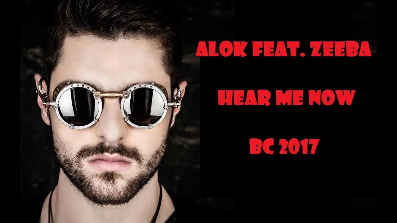 Hear Me Now - Alok, Bruno Martini Feat. Zeeba