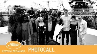 SOLO A STAR WARS STORY - Cannes 2018 - Photocall - EV