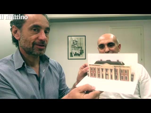 Le cartoline kirigami di Giovanni Russo
