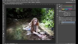 Видео Уроки Photoshop для начинающих – Быстрое усиление цвета на фотографии
