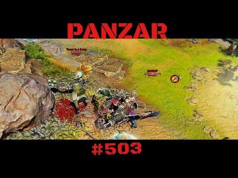 Panzar - Танкуем ракуем и гасим с паверки (танк) #503