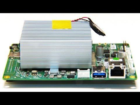 Atomic Pi Intel Atom SBC
