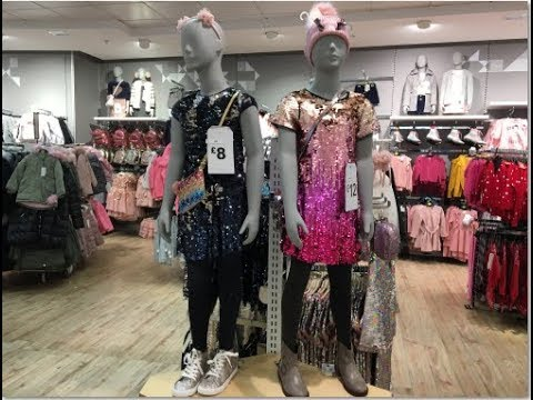 Primark Baby & Girls Fashion | November 2019
