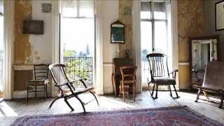 видео Оформление загродного дома в стиле винтаж