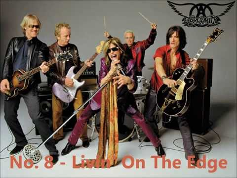 Aerosmith - Top 10 Songs