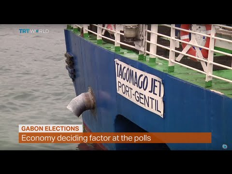 Money Talks: Gabon's oil-dependent elections, interview with Fidelis Mbah