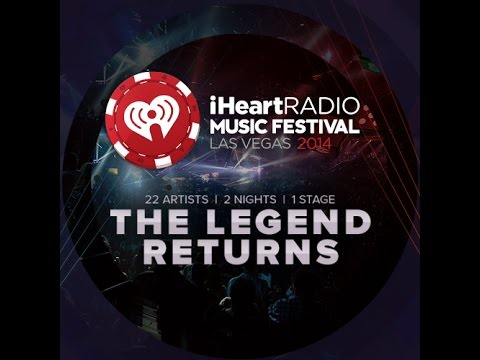 iHeartRadio Music Festival 2014: Artist Lineup Announcement!