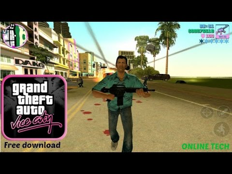 How To Download And Install Gta Vice City Game For Free On