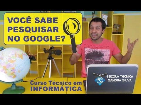 SENAC - Curso Técnico: Informática de YouTube · Duração:  1 minutos 35 segundos