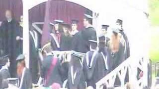 colgate university graduation 2007 3