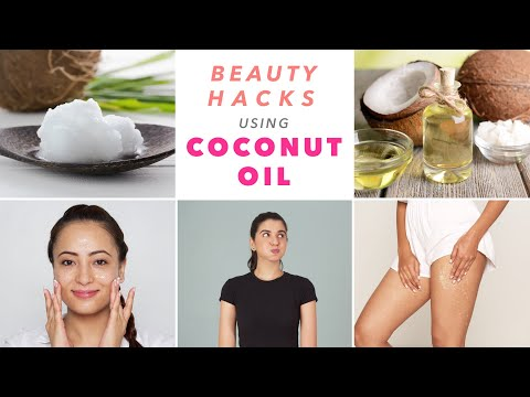 beauty-hacks-using-coconut-oil