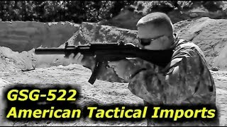 GSG 522 From ATI American Tactical Imports Great Quality Fun And Cheap To Shoot