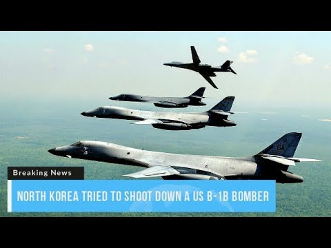 Here's What Would Happen if N. Korea Tried to Shoot Down a US B-1B Bomber