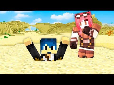 Minecraft ITA - STEF E' STATO INGHIOTTITO DALLE SABBIE MOBILI!!