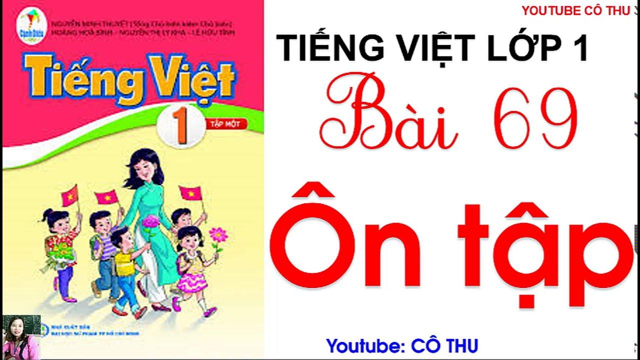 Bài 69: Ôn tập| Tiếng Việt Lớp 1| Sách Cánh Diều lớp 1 | Đánh vần Tiếng Việt| Learn Vietnamese