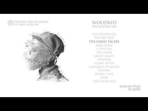 Woodkid - The Great Escape (Official Audio)