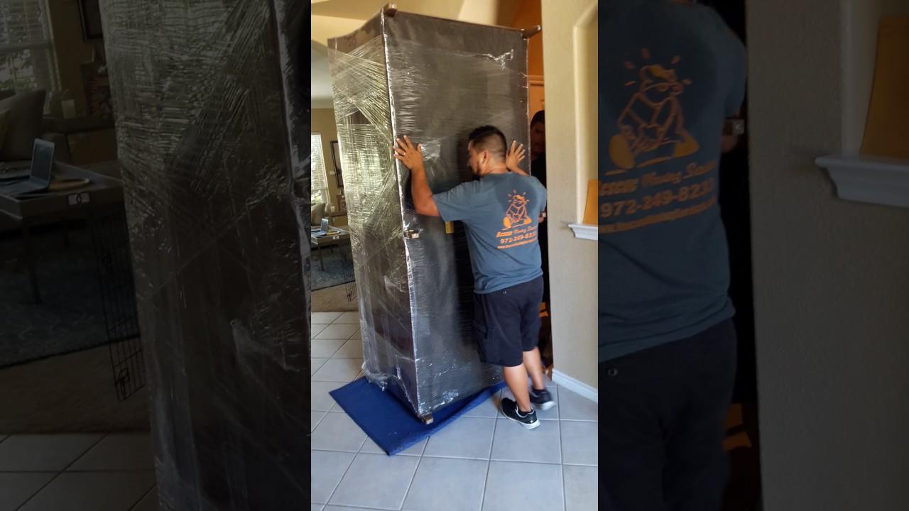 How To Move A Sofa Thru Narrow Stairs U0026 Walls