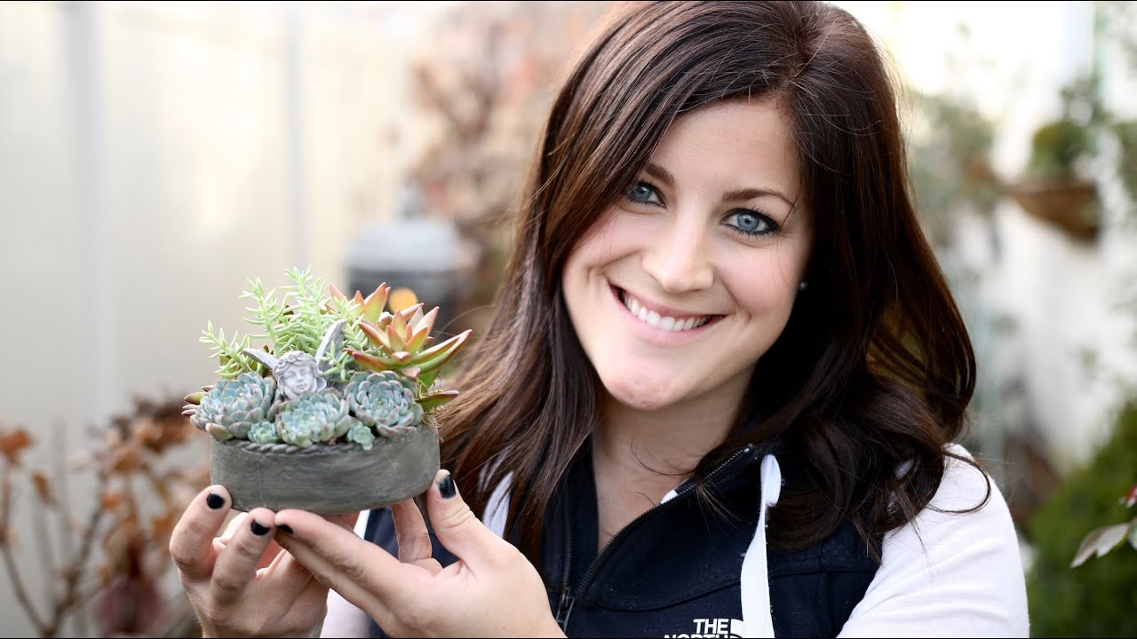 how to make a mini fairy garden full version youtube - Garden Answers