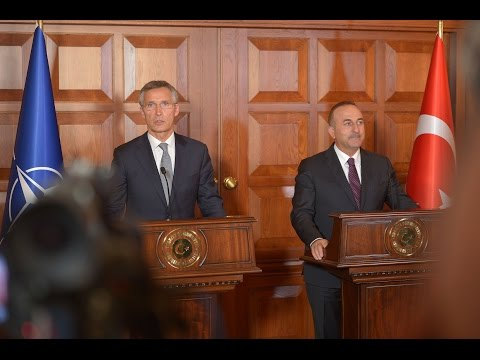 NATO Secretary General with the Minister of Foreign Affairs of Turkey, 09 SEP 2016, 2/2