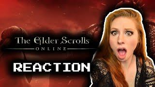The Elder Scrolls Online: Gates of Oblivion - Cinematic Trailer REACTION | Game Awards 2020