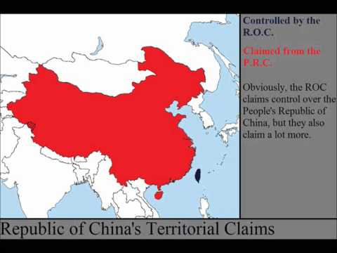 Claims of the Republic of China