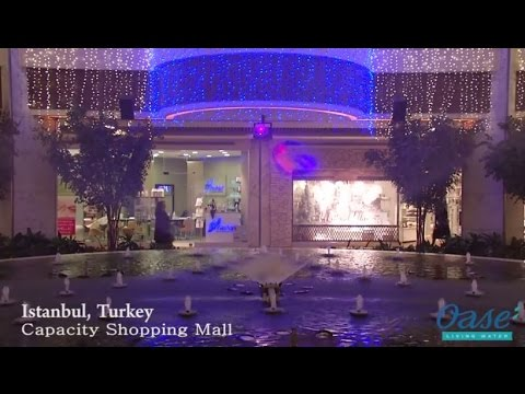 OASE | Fountain Technology - Capacity Shopping Mall | Istanbul, Turkey
