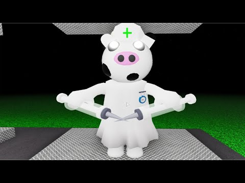 Cow Robot Roblox New Roblox Piggy Mrs Cow Jumpscare Custom Characters Youtube