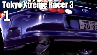 "Tokyo Xtreme Racer 3 : New Beginnings (Ep. 1) (""720p"" 60 FPS)"