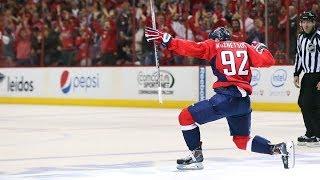 Evgeny Kuznetsov • All 12 goals • 2018 Stanley Cup Playoffs