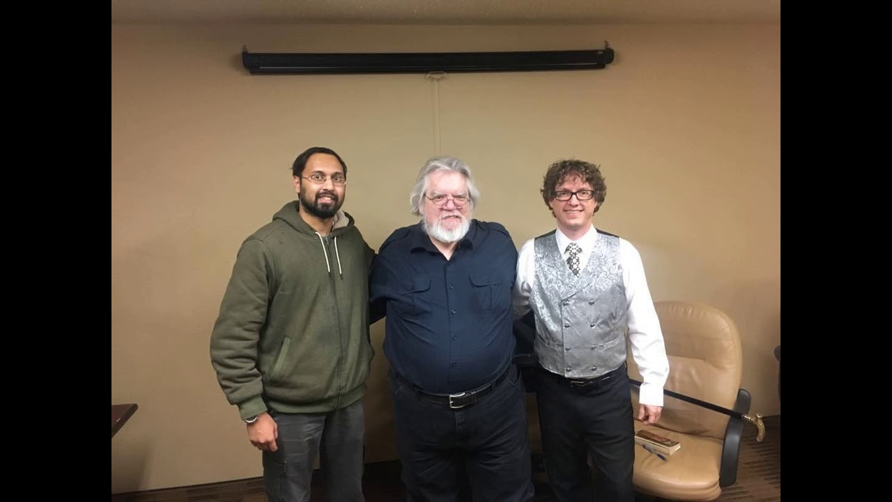 Ehteshaam Gulams Thoughts On The Panel Discussion With Dr Robert M Price And Dr Richard Carrier Youtube