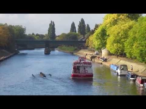 York, North Yorkshire, England UK - TRAVEL VIDEO