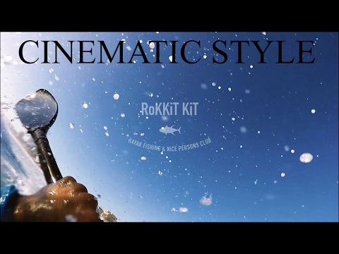 YouTube Fishing - Cinematic Video Style - Ft. RoKKit Kit