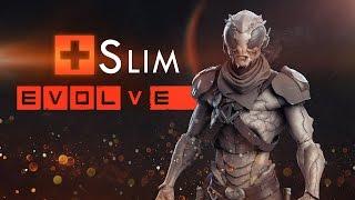 Evolve Stage 2 ● Слим - Гайд, тактика игры.
