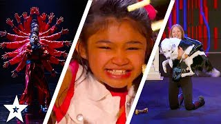 Judges Cuts | Angelica Hale, Just Jerk and MORE!! | America's Got Talent 2017