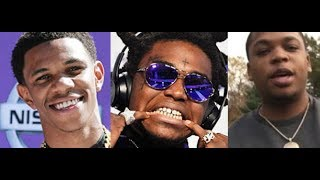 Don Q REACTS to Kodak Black Calling out A boogie and Himself for Boxing Match