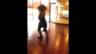 Jhene Aiko Hoe Freestyle Dance