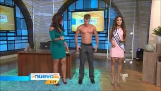 "Miss Guatemala 2013 - Paulette Samayoa, ""Un Nuevo Dia"""
