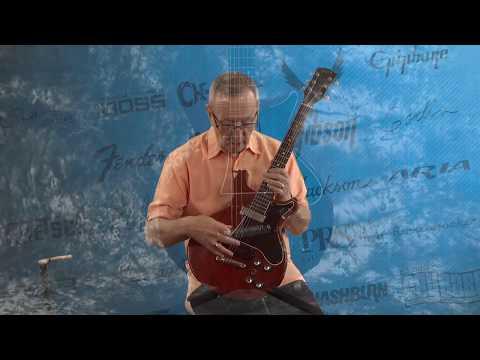 1959 Modified Gibson 3/4 Les Paul Jr