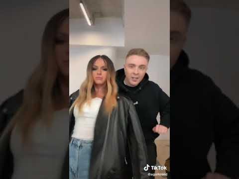 Нюша и Егор Крид в совместном TikTok-видео