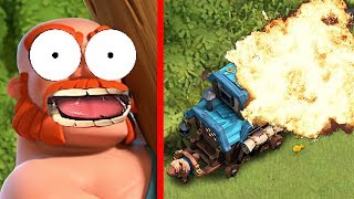 Live Stream - Clash Of Clans: Troll Raids