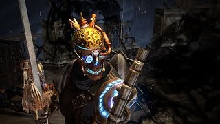 Path of Exile: Steam-Powered Skull