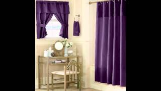The Cool Bathroom Window Curtains
