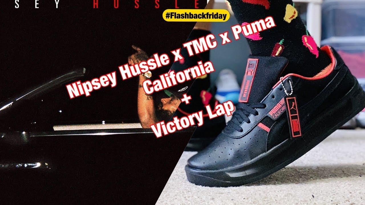 x Puma California Review x On Foot
