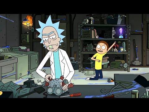 Рик и Морти 3 сезон смотреть онлайн в хорошем качестве HD 720
