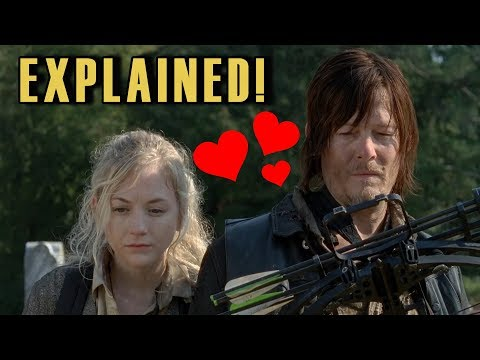 Purpose Of Daryl Dixon And Beth Greene's Relationship EXPLAINED In The Walking Dead Seasons 4 & 5