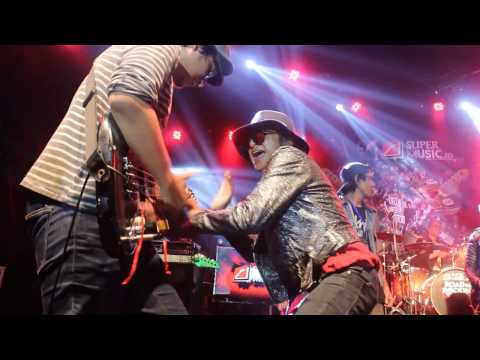 Djarum Super Rock Battle Jogja - Radja (/rif)