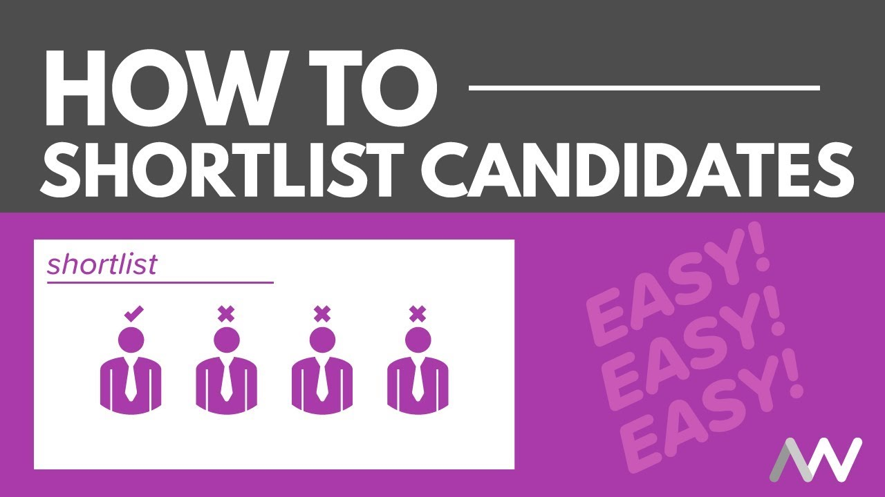 Download How to Shortlist Candidates for Interview
